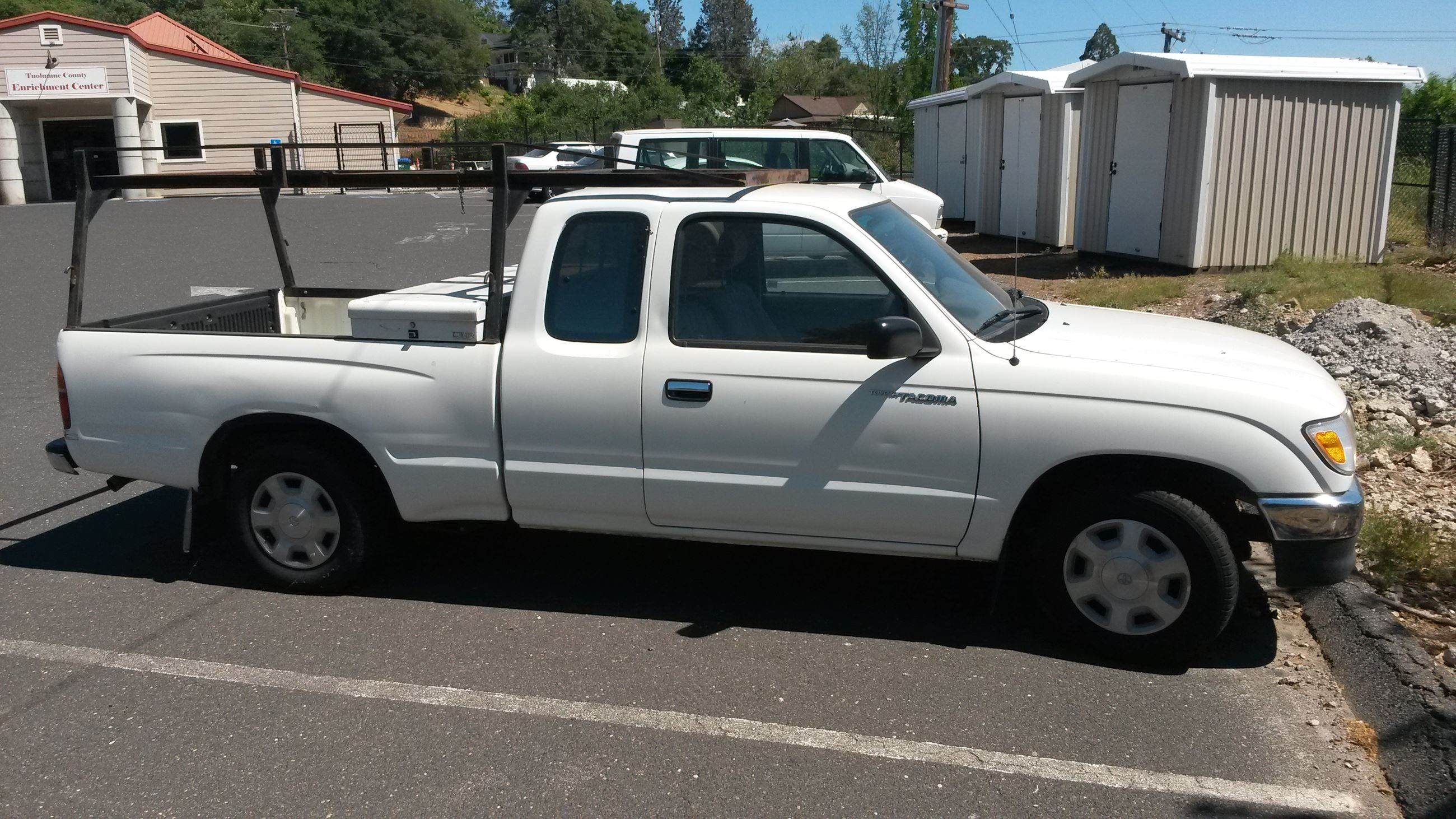 1997 Toyota Pick Up-1