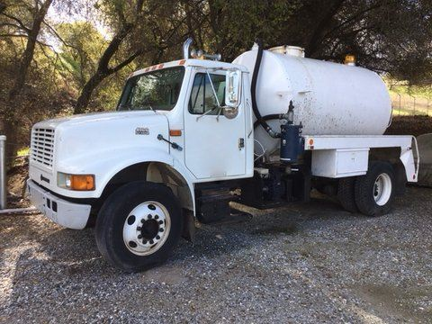 1999 International 4900 466e TUD 63
