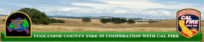Tuolumne County Fire